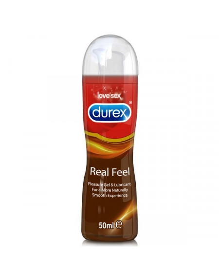 DUREX PLAY LUBRICANTE REAL FEEL 50ML