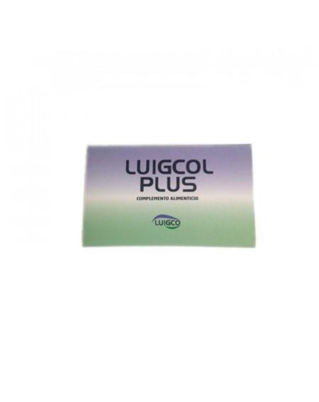 LUIGCO LUIGCOL PLUS 60 COMPRIMIDOS
