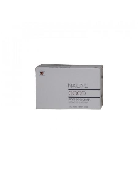 NAILINE JABON GLICERINA COCO 125G