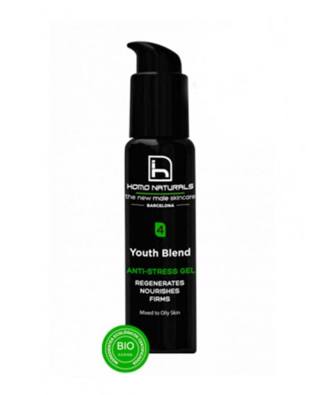 HOMONATURALS GEL YOUTH BLEND 50ML