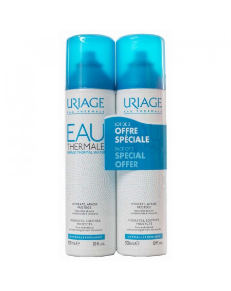 URIAGE AGUA TERMAL 300ML DUPLO