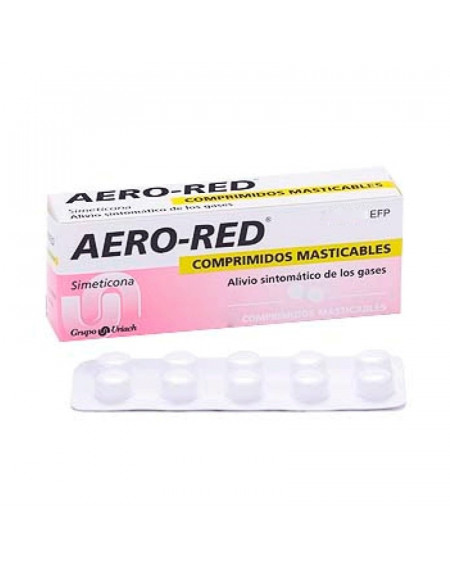 AERO-RED 40MG 30 COMPRIMIDOS MASTICABLES